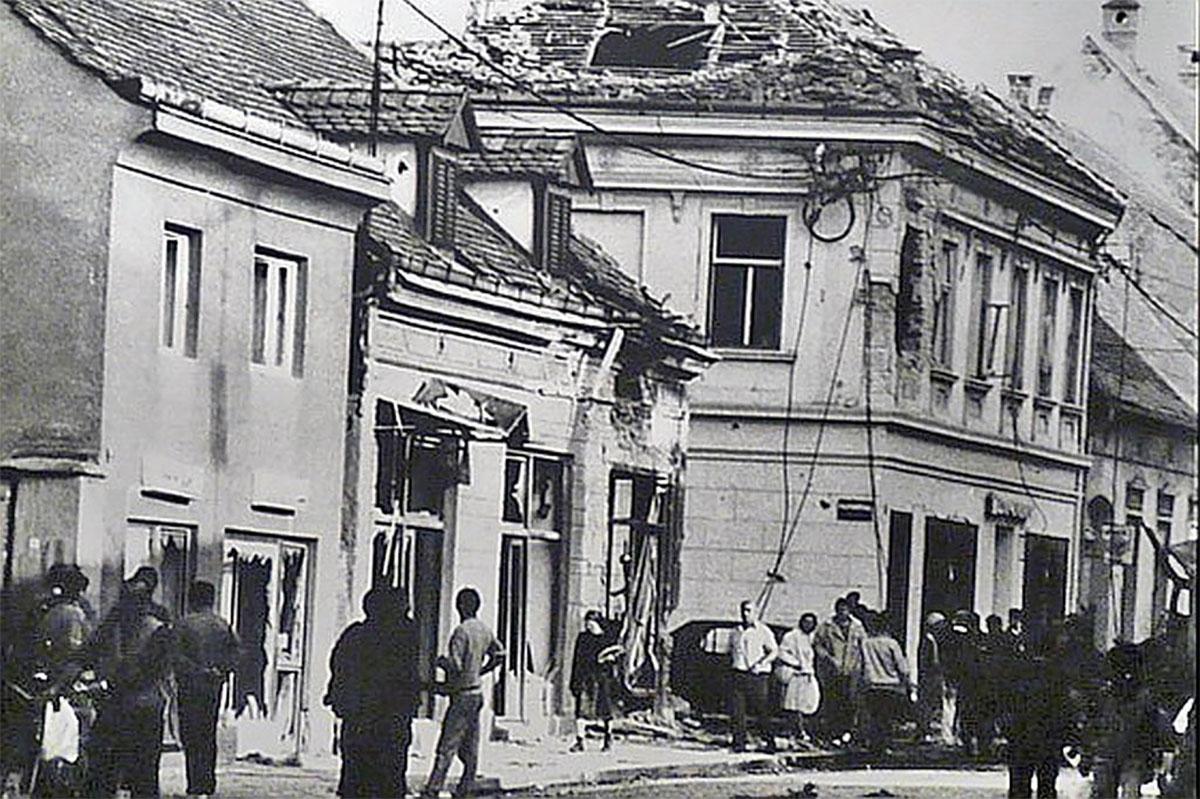 Petrinja-1991